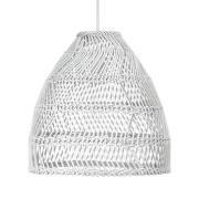 Maja kattovalaisin Ø 45,5 cm Valkoinen